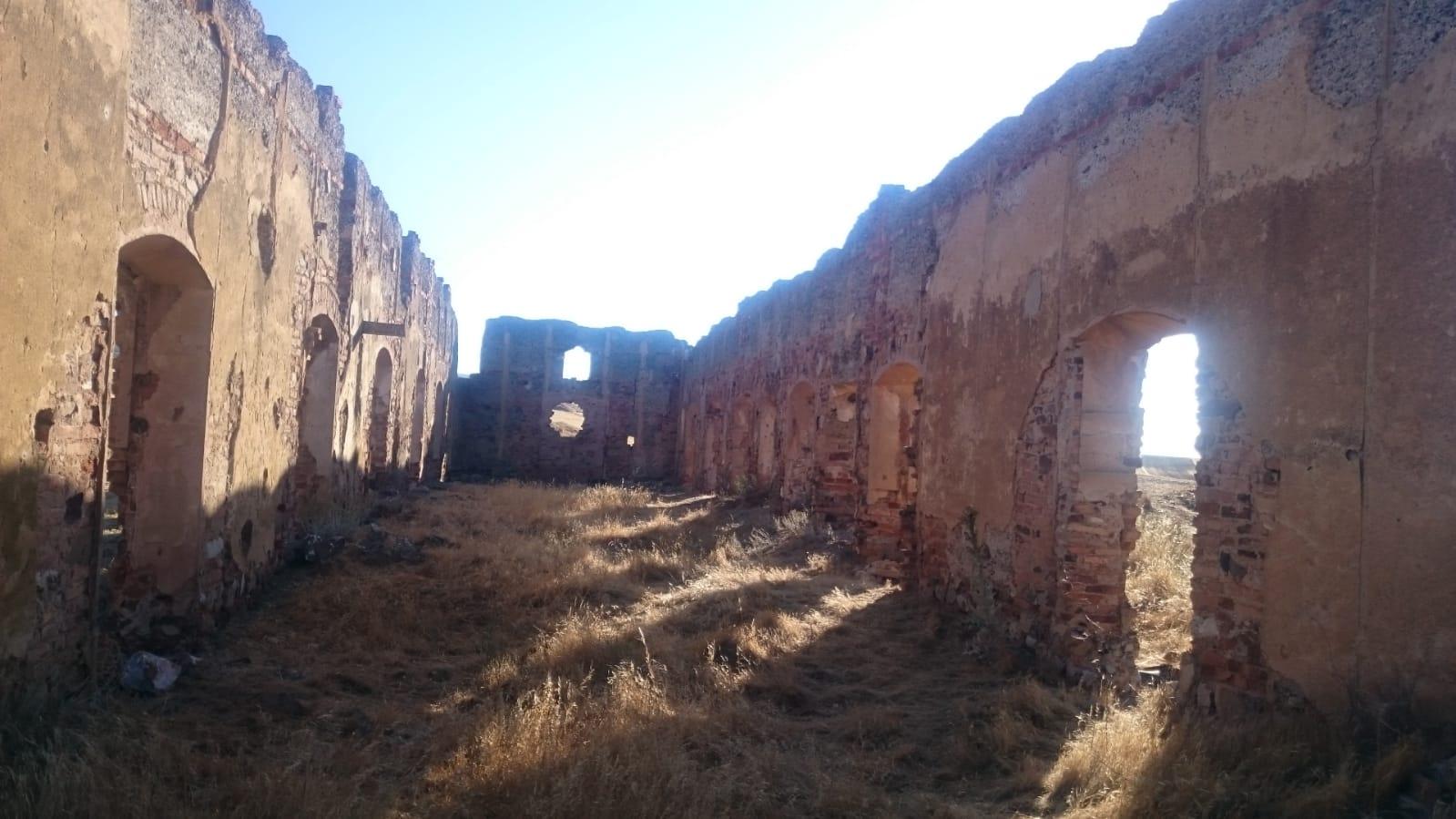 Pozo María de la Mina valdepeñas