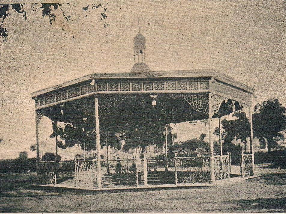 Fuente Agria 1907. Archivo Museo Municipal