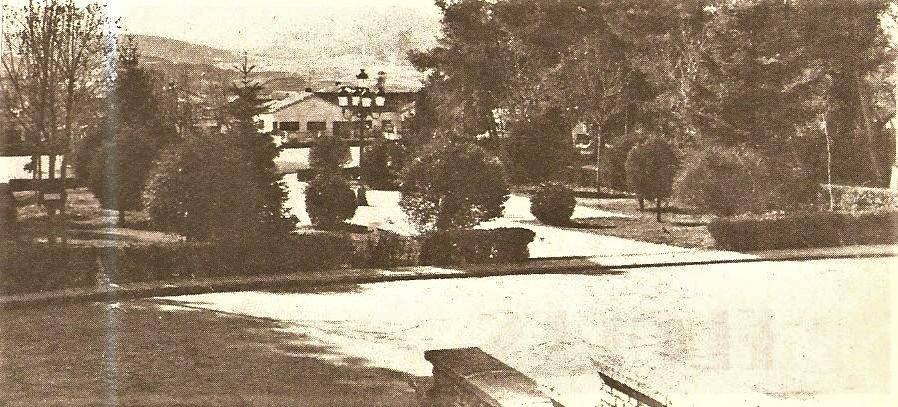Plaza del Minero. Barriada Libertad.