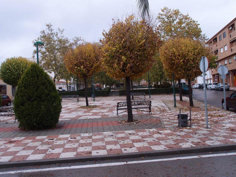 Plaza de la Mancha