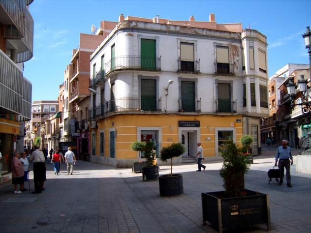 Plaza Villarreal