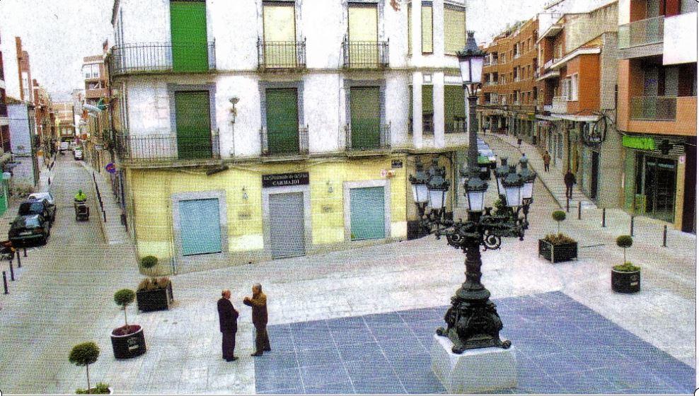 Plazolete Patón. 2007