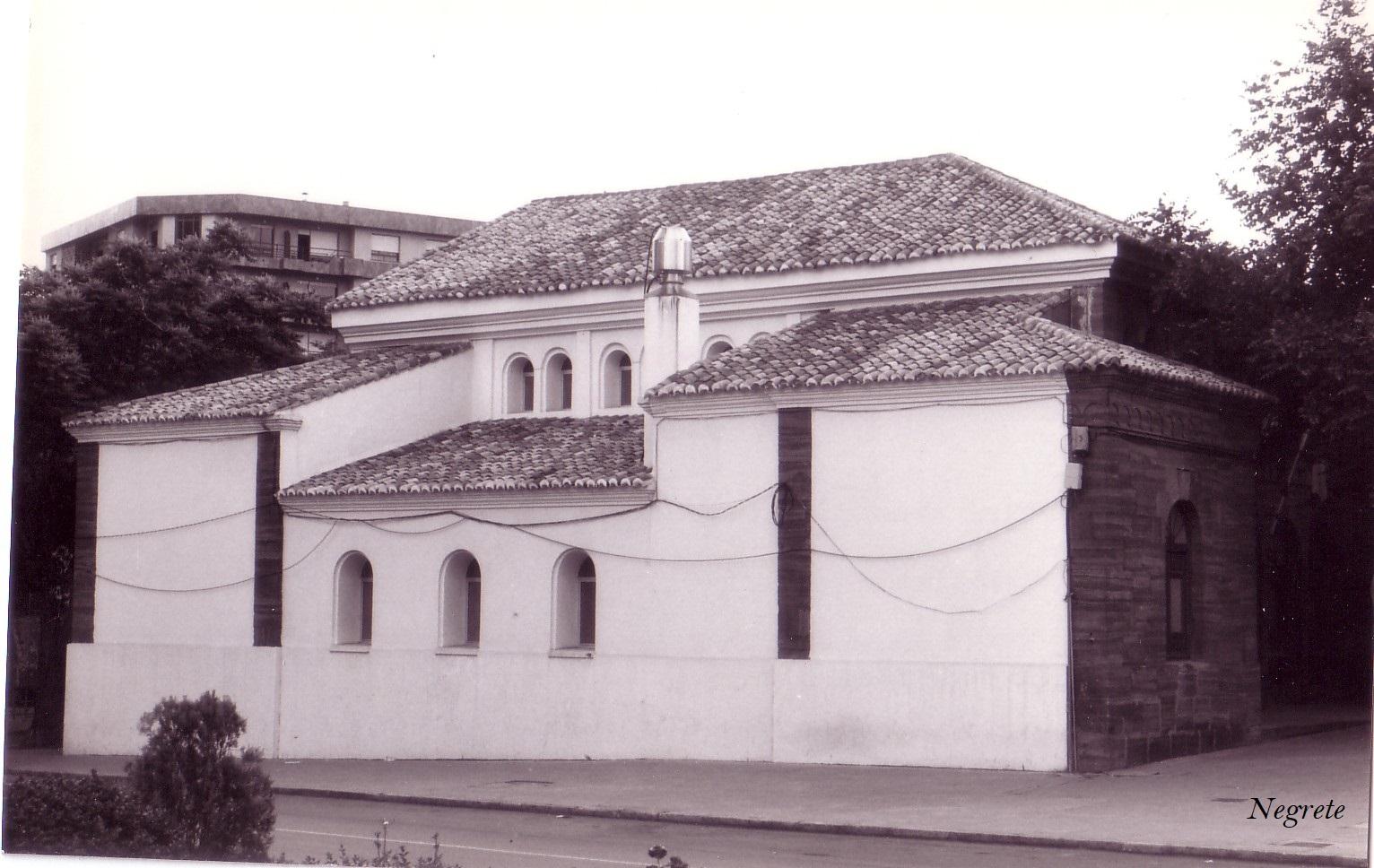 Casa de Baños Archivo F. Negrete 1986