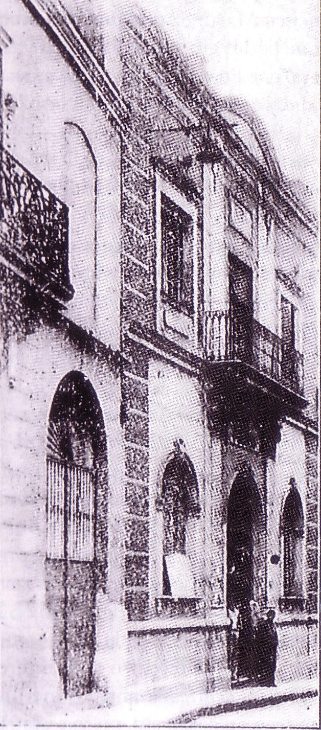Edificio Circulo Obrero de Puertollano La Precisa 1924