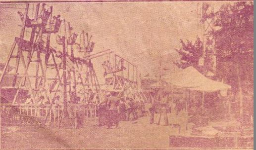 El real de la Feria.1934