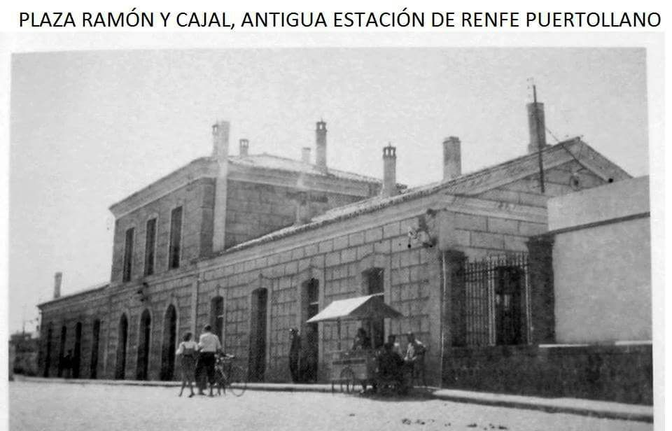 Plaza Ramón y Cajal