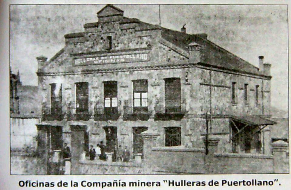 Hulleras de Puertollano, hoy Museo Etnológico
