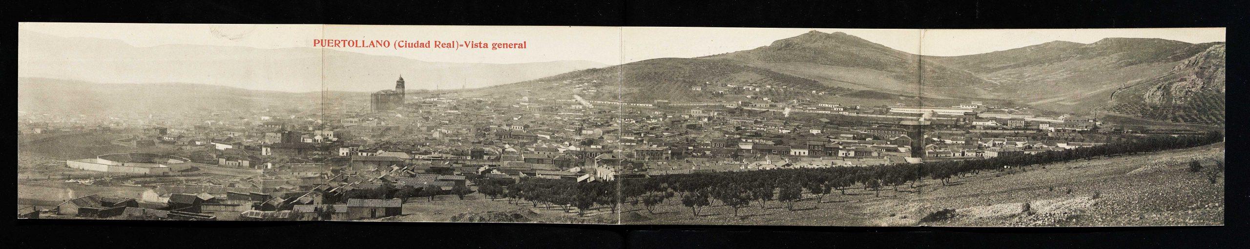 Vista general de Puertollano. Fotografía Enrique Malagón
