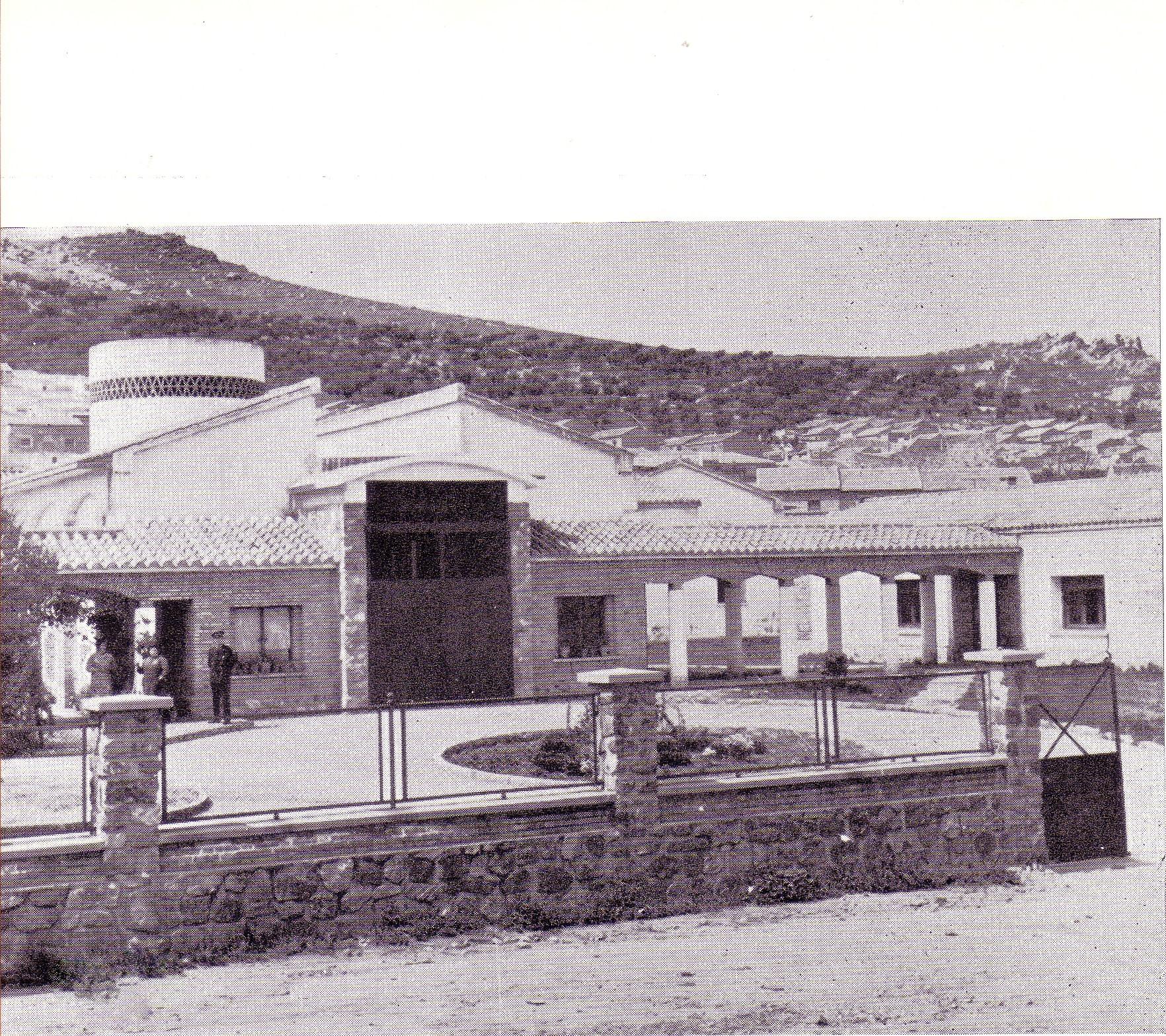 Matadero Municipal 1969.