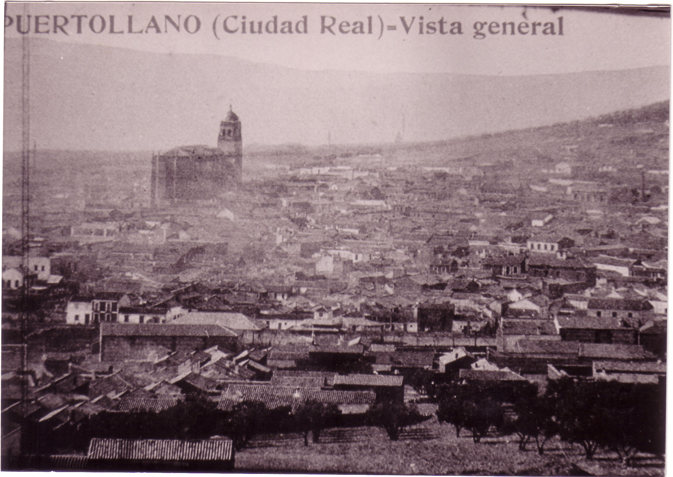 Vista General de Puertollano