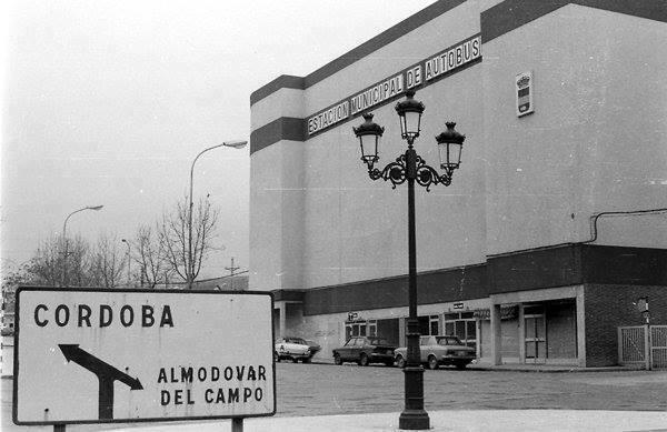 Estación de autobuses. 1982