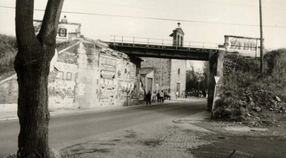 Puente de la Virgen de Gracia Fotografía P. Barba.