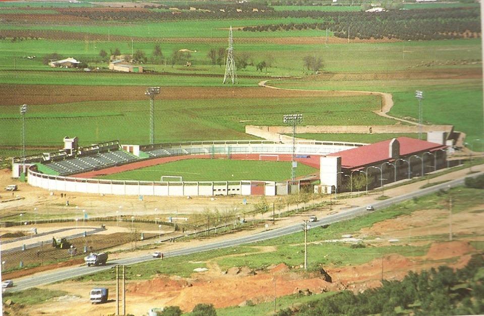 Estadio Municipal Sánchez Menor años 90