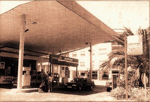 Gasolinera Plaza de la Mancha