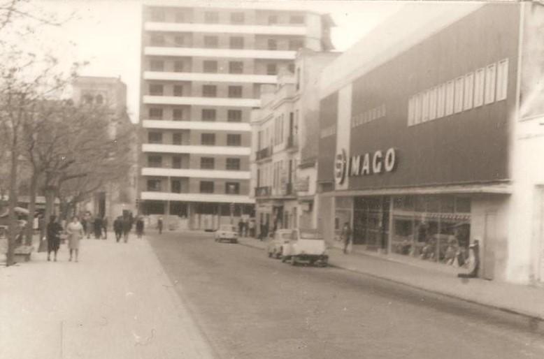 Supermercado SIMAGO. Archivo Felipe V. García