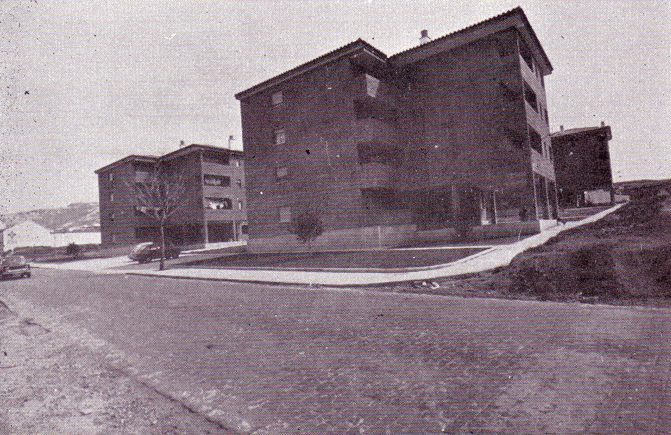 Bloques de vivienda de la Sevillana