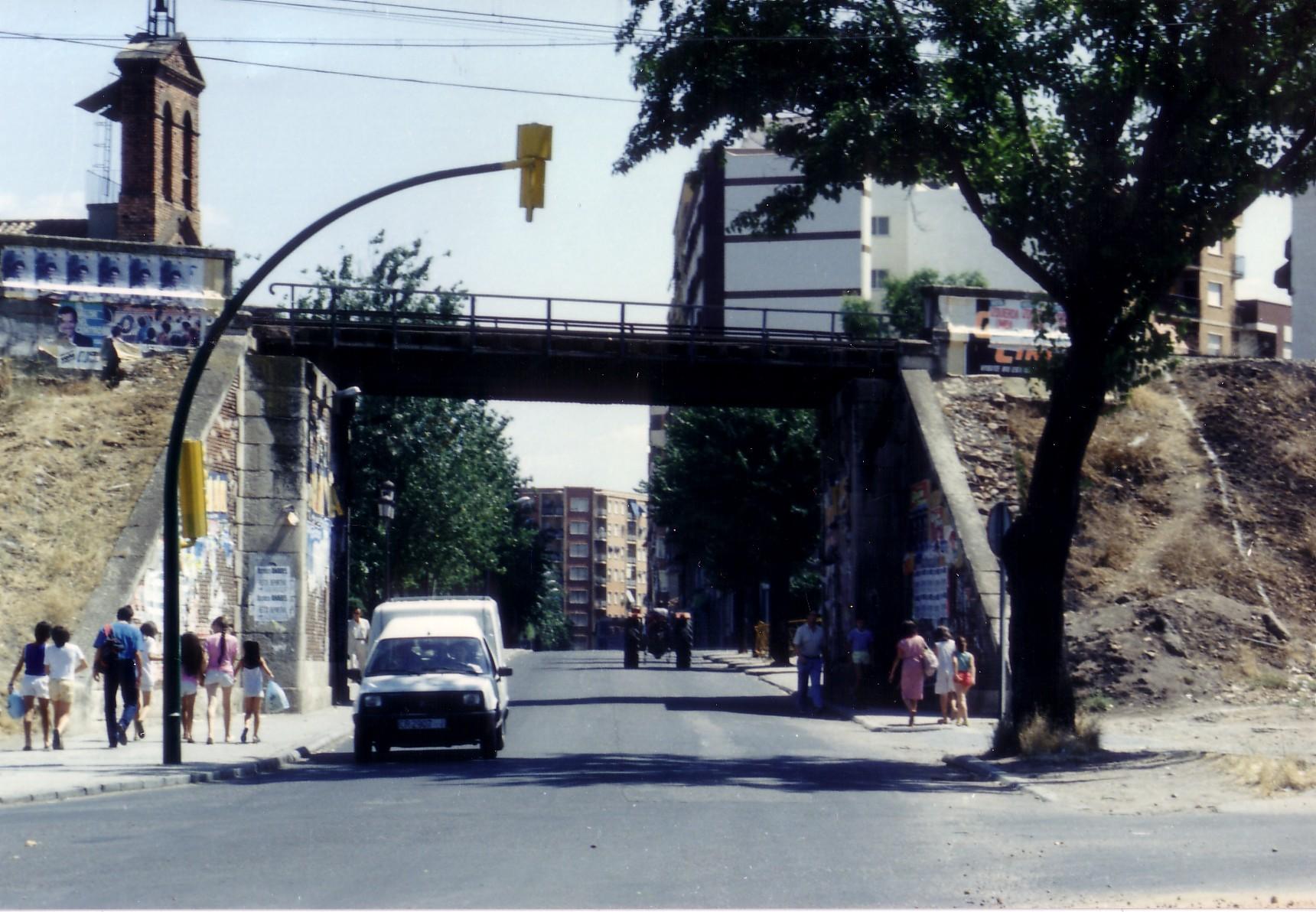 Puente Virgen de Gracia