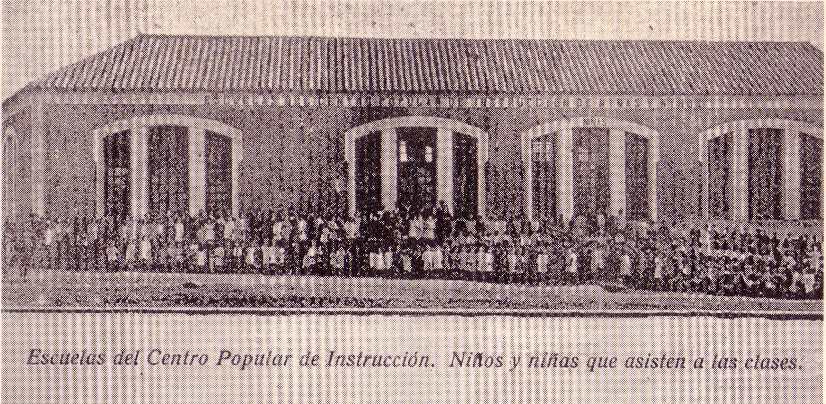 Escuelas del Centro Popular de Instrucción