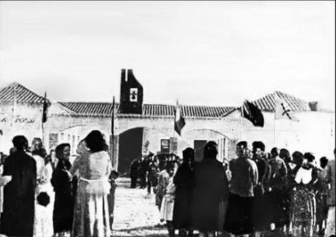 Escuelas Rio Ojalien años 60