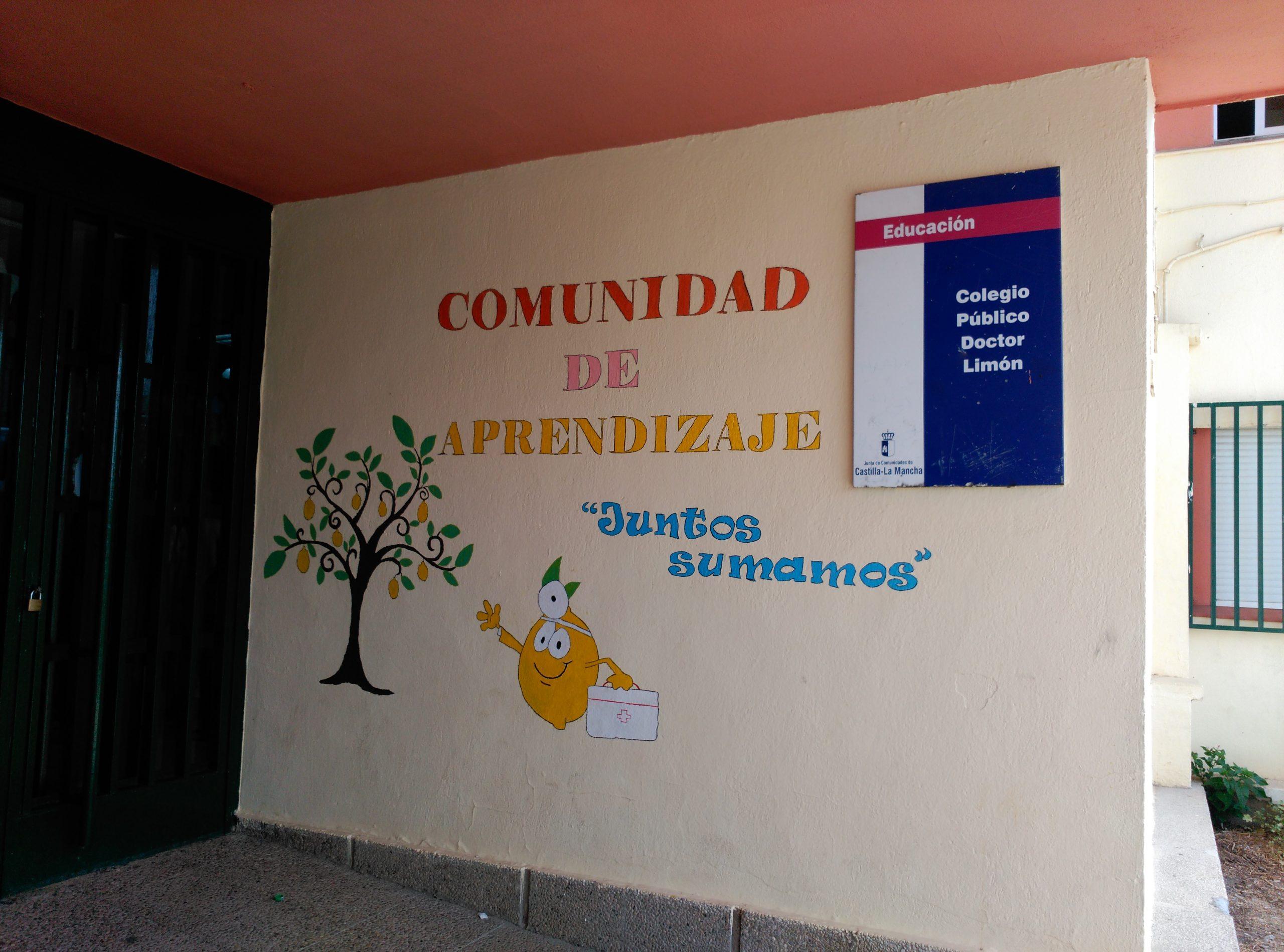 Actual Colegio Doctor Limón