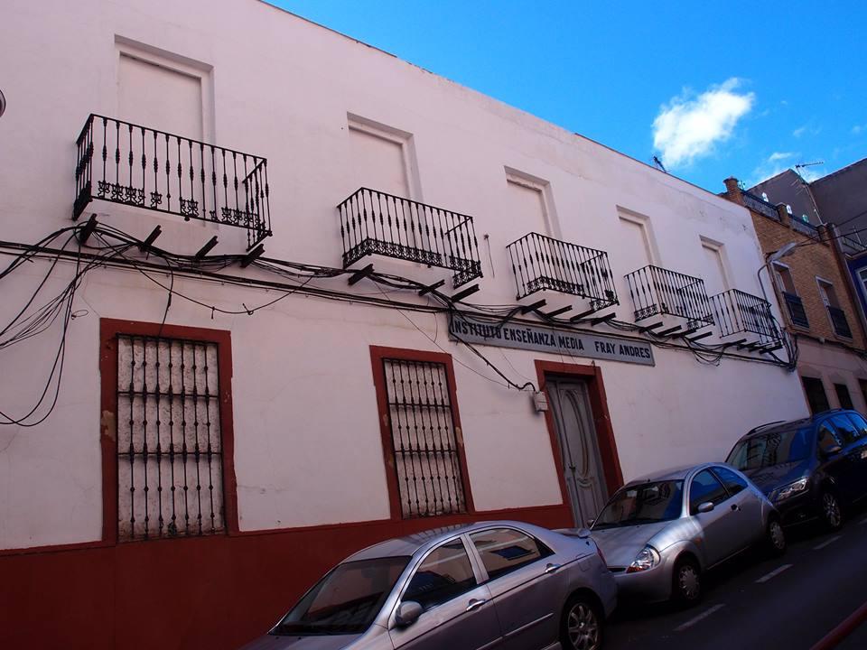 Instituto Fray Andrés Calle Torrecilla