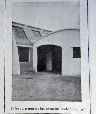 Escuela de los Calveros, finales de los 50