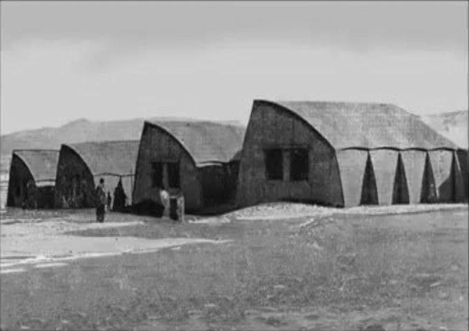 Escuelas de San Francisco (prefabricadas) .1960