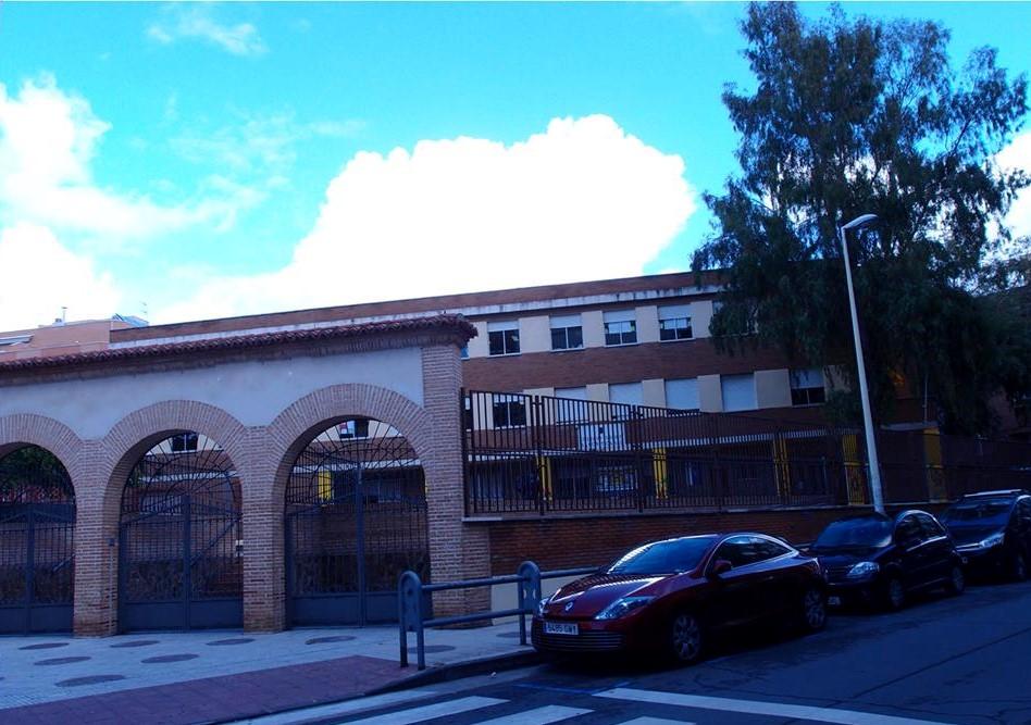 Actual Colegio Ramón y Cajal