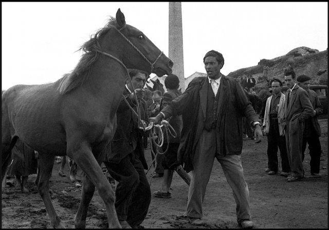 La Cuerda Fotografía Carlos Saura. 1957