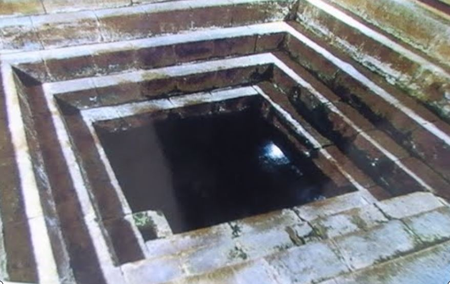 Los antiguos baños de agua agria