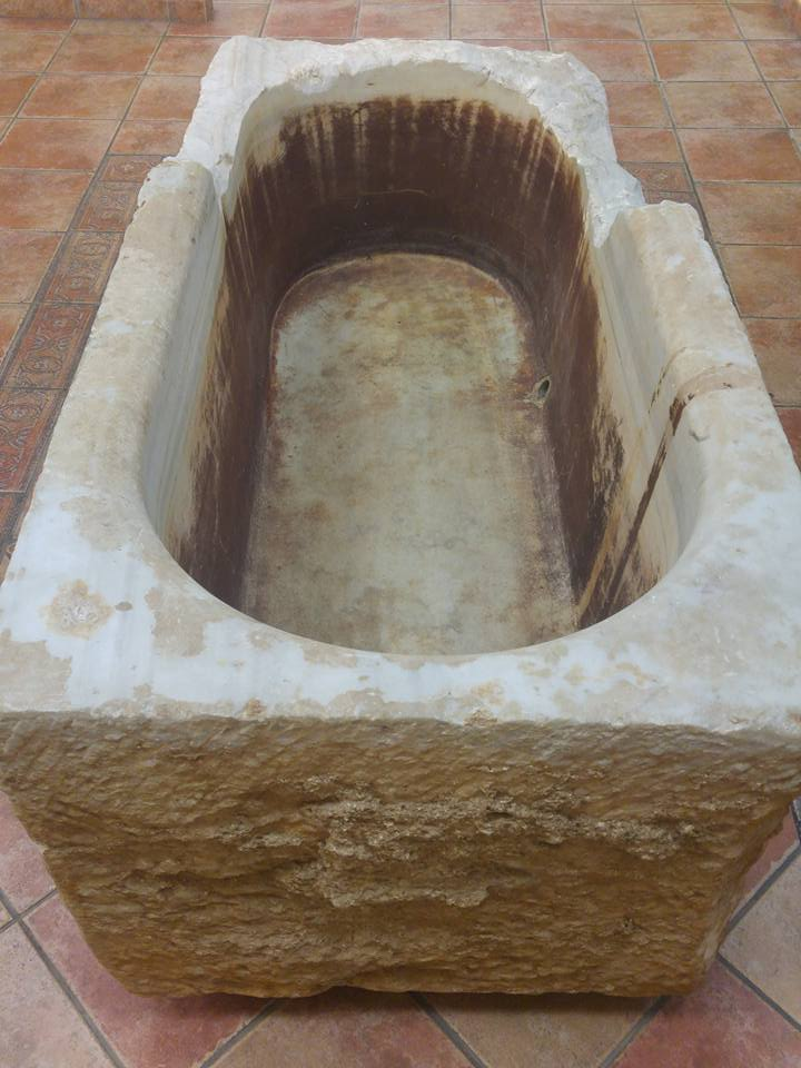 Para baño individual