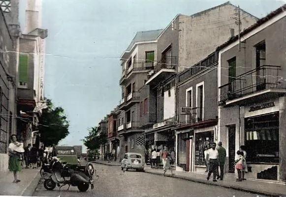 Calle Ricardo Cabañero, 1965