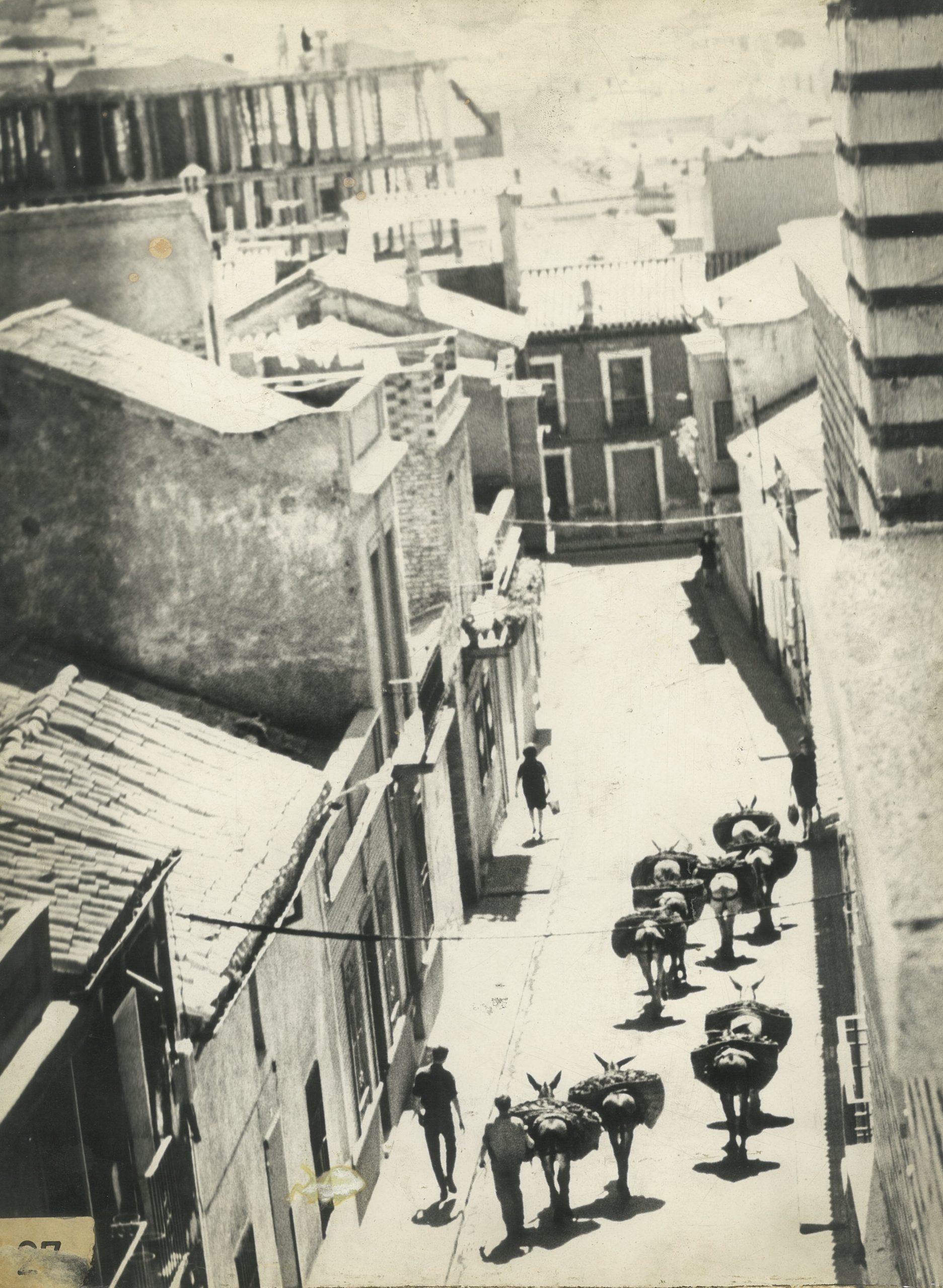 Calle Encina Archivo Charo Núñez