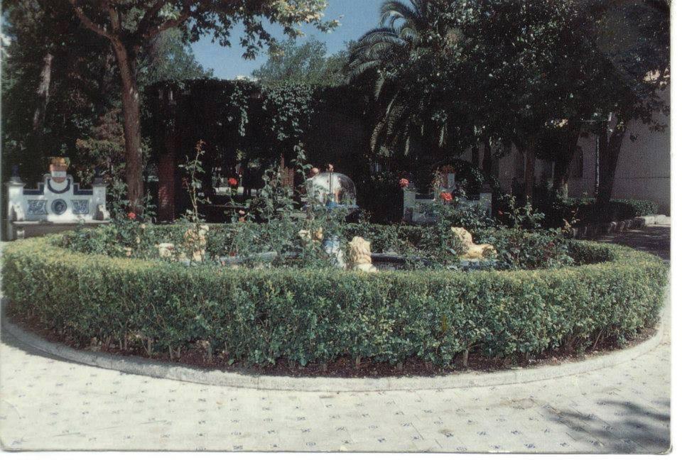 Fuente de los leones 1988