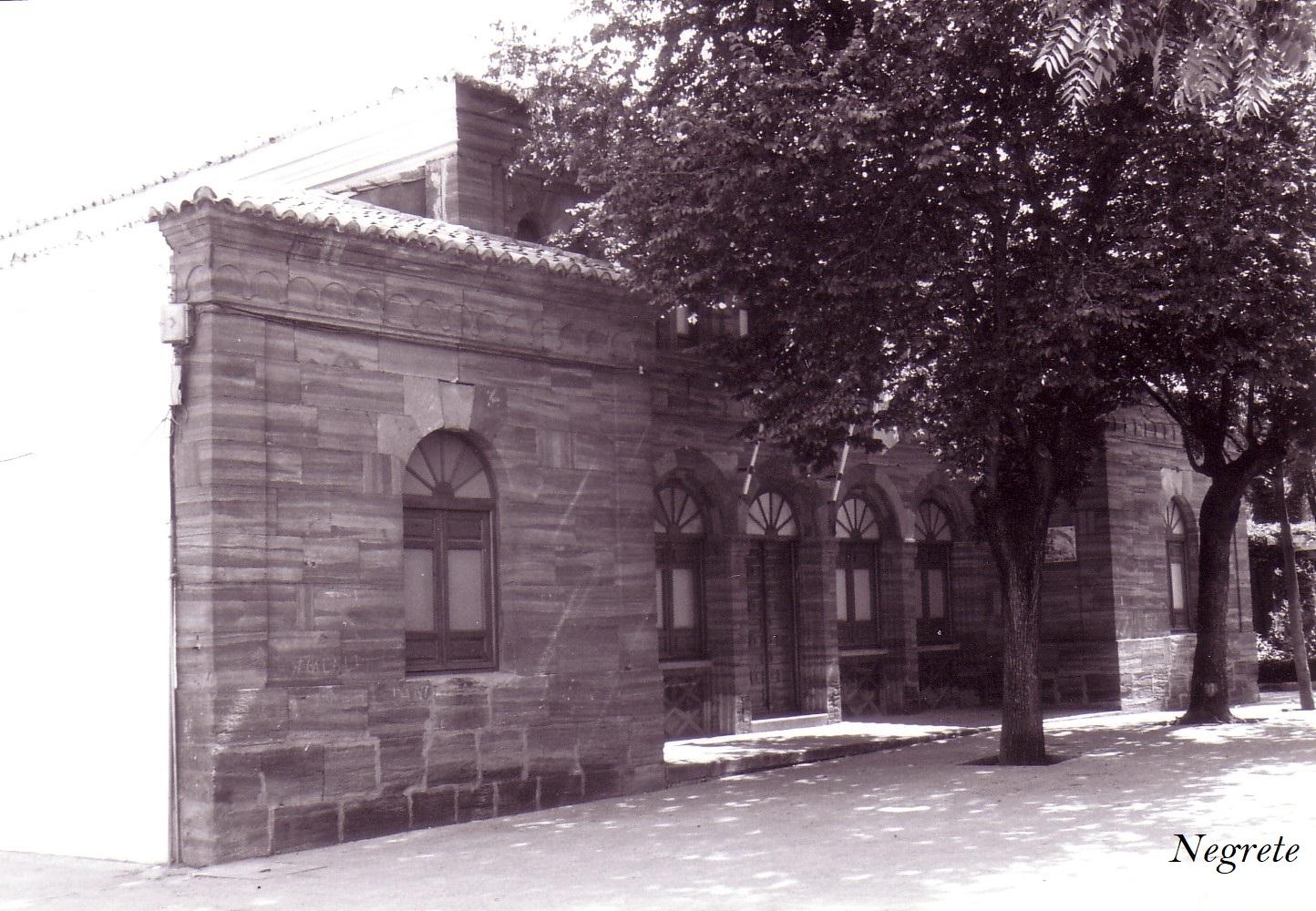 Casa Baños Archivo F. Negrete 1986