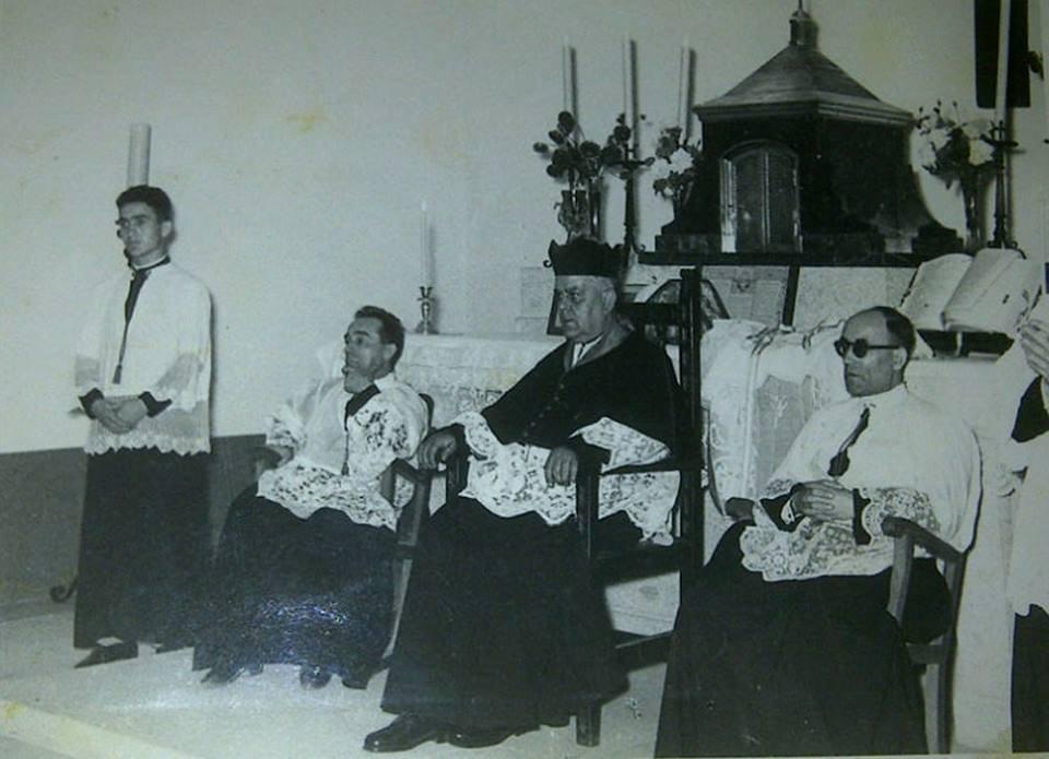 Bendición Iglesia San José