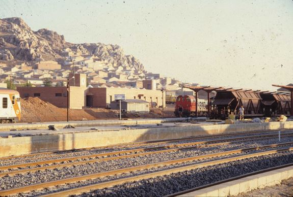 Construcción de la Estación AVE Puertollano
