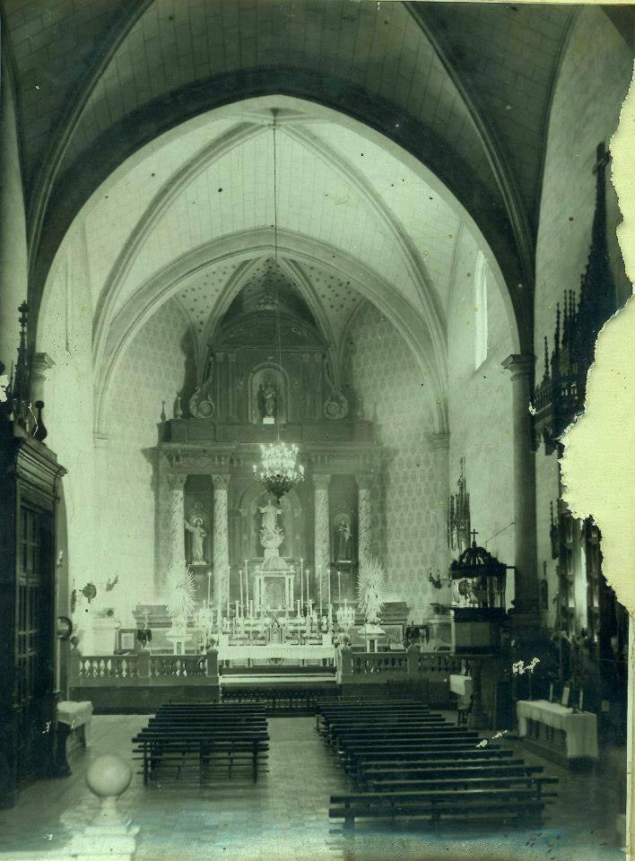 Interior Asunción. Archivo Aumi Arias