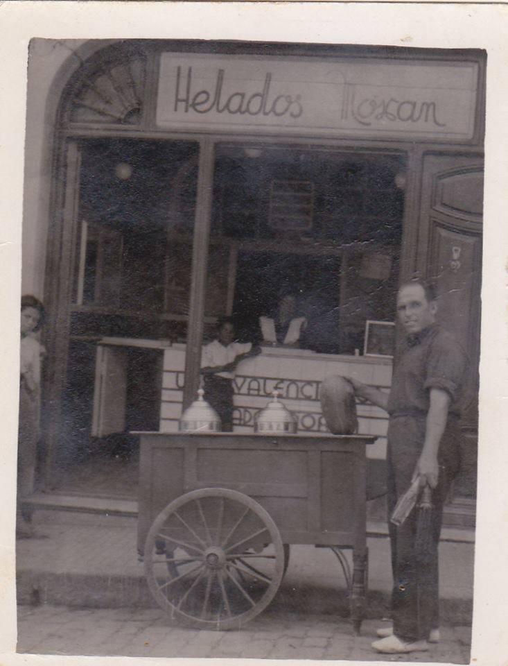 Helados Moran.1943