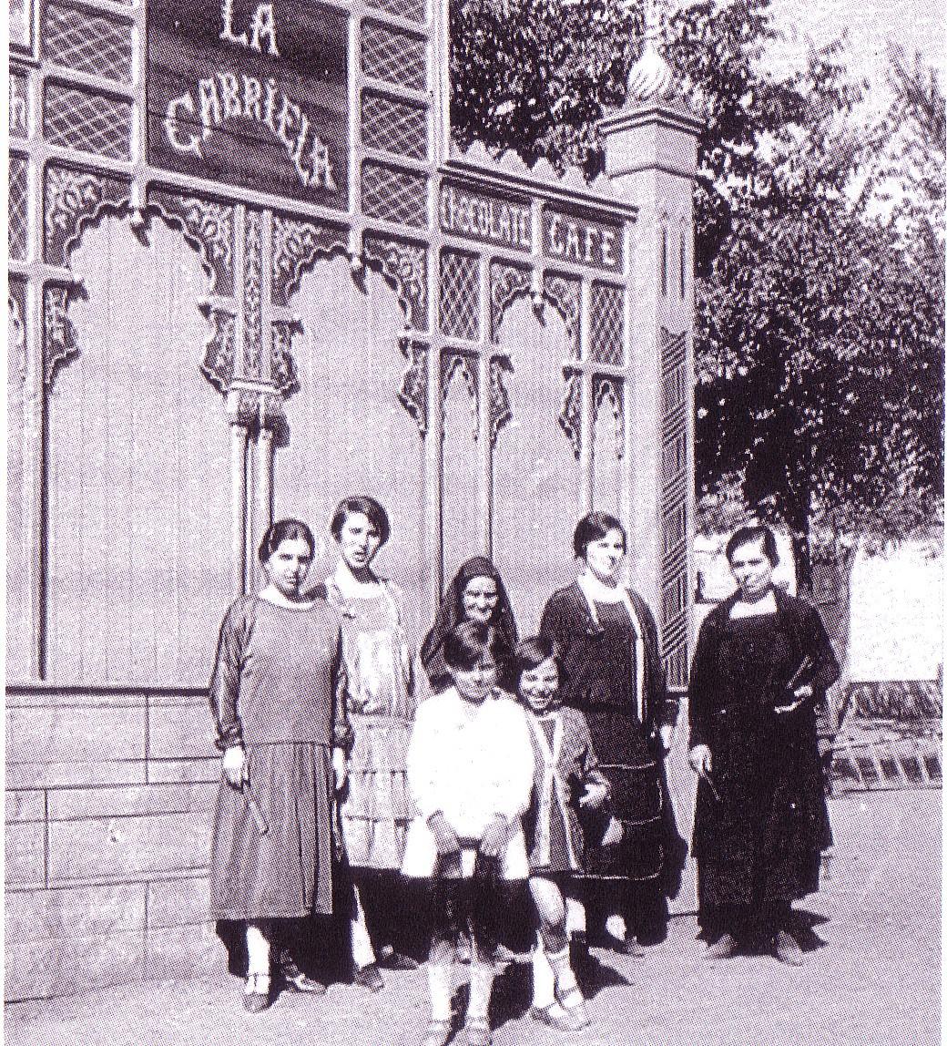 La Gabriela 1928