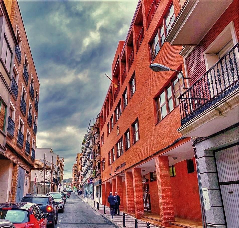 Calle Cruces. Archivo Vive Puertollano 2019