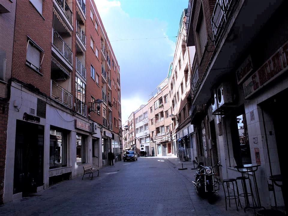 Calle Calzada Fotografía F. Negrete 2018