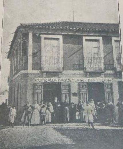 Tienda de Enrique Malagón