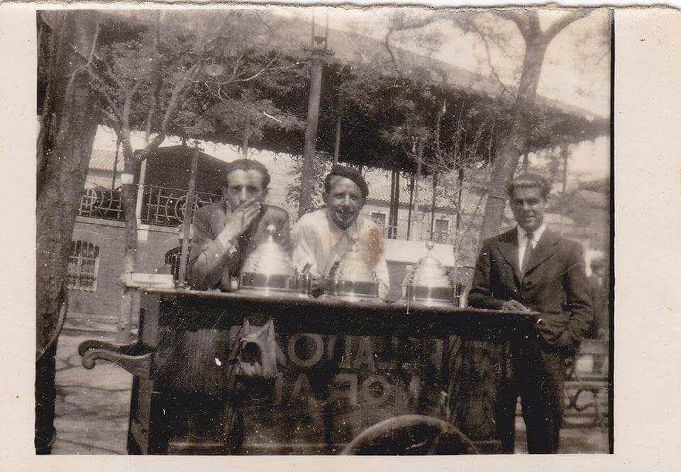 Helados Moran 1951