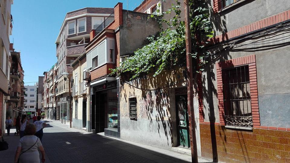 Calle Amargura Fotografía F. Negrete