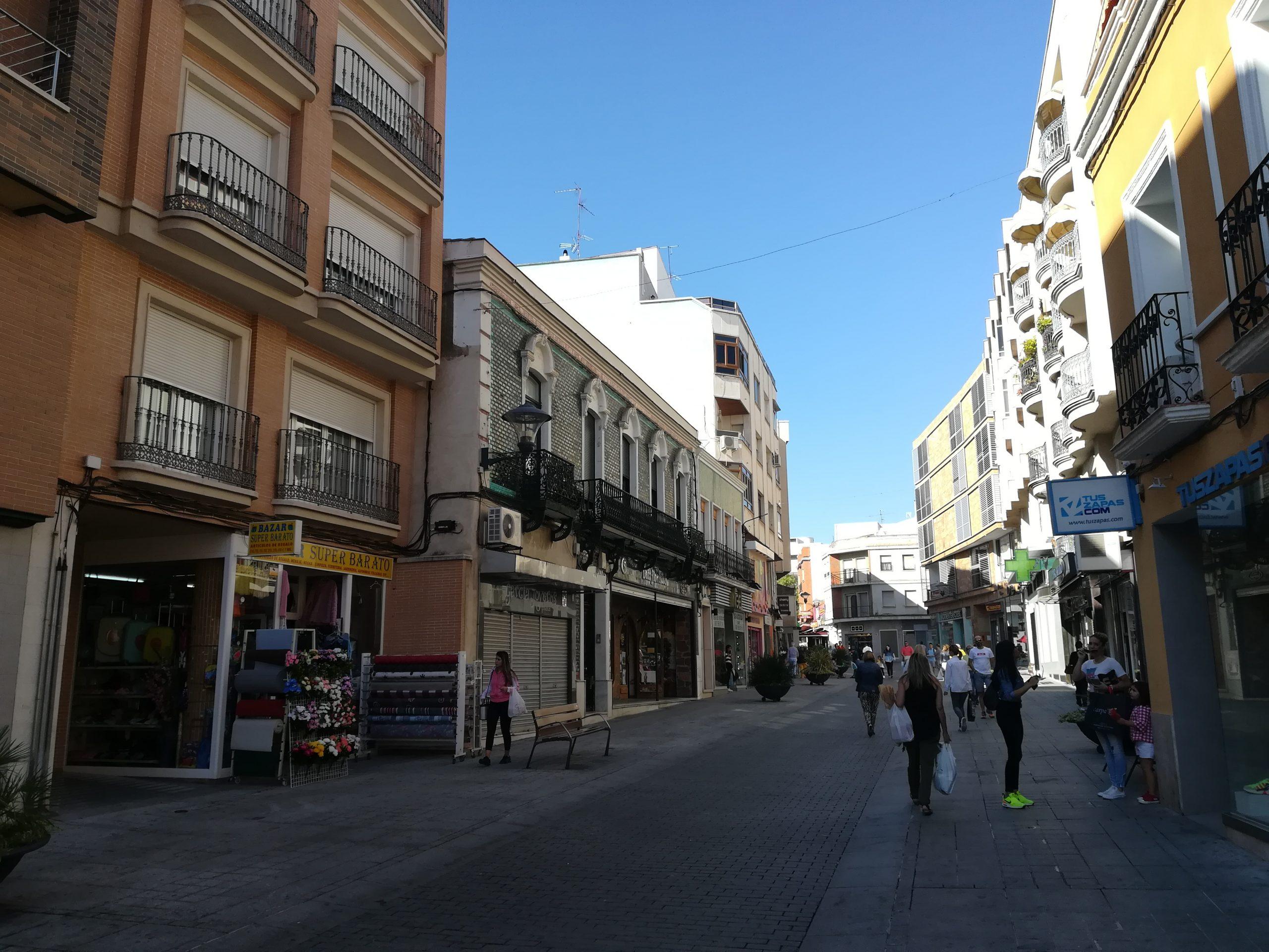 Calle Aduana 2019 Fotografía F. Negrete