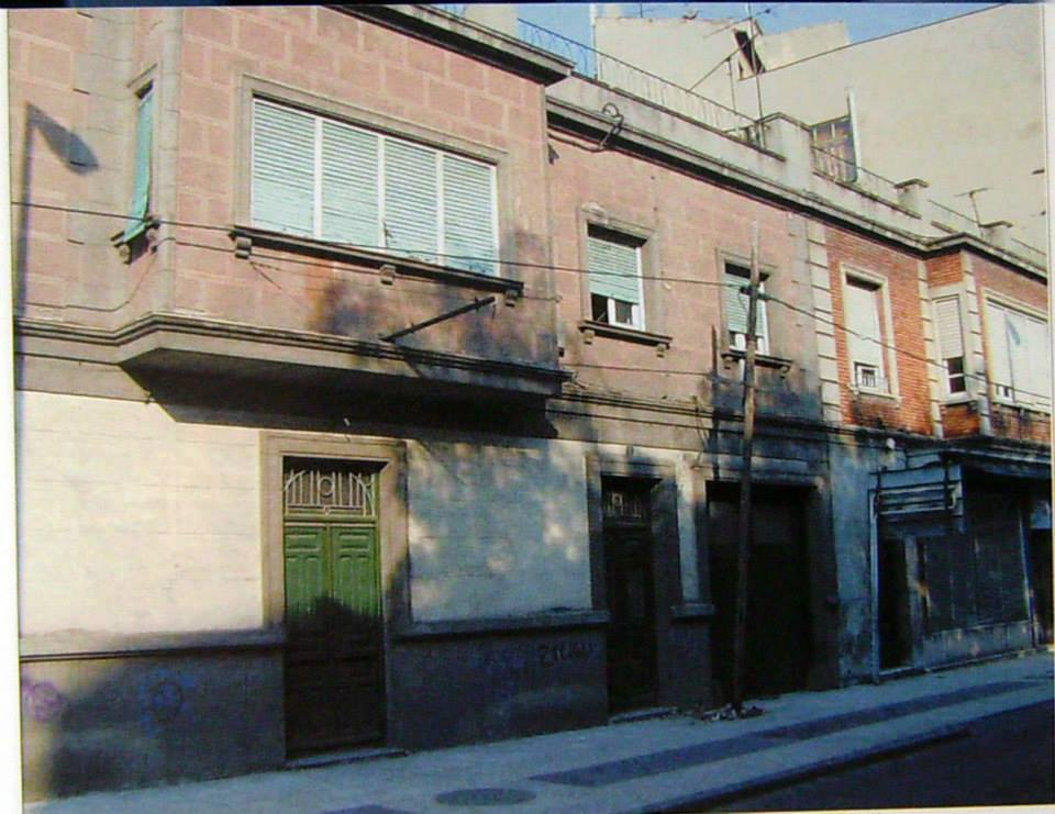 Casa Bodega y fábrica de Gaseosas de D. Francisco Pérez Racionero, calle Ricardo Cabañero