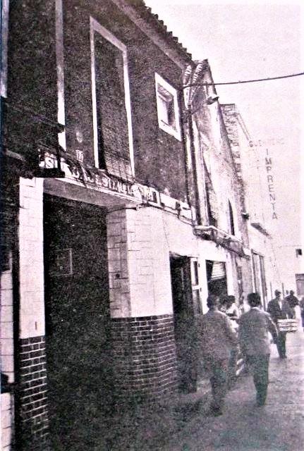 La Posada la Tercia se inició como tal a principios de la década de 1930 y vendida para pisos en 1989