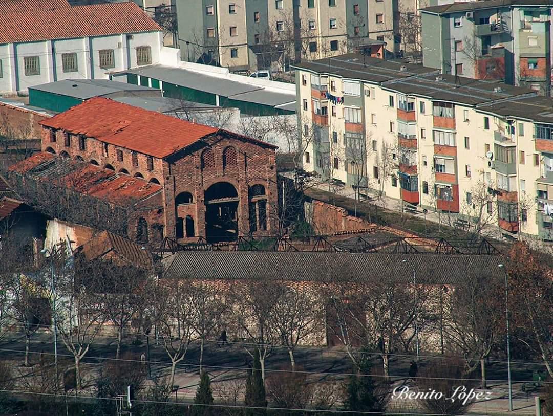 Hierros Santander en las 630. Archivo Benito López
