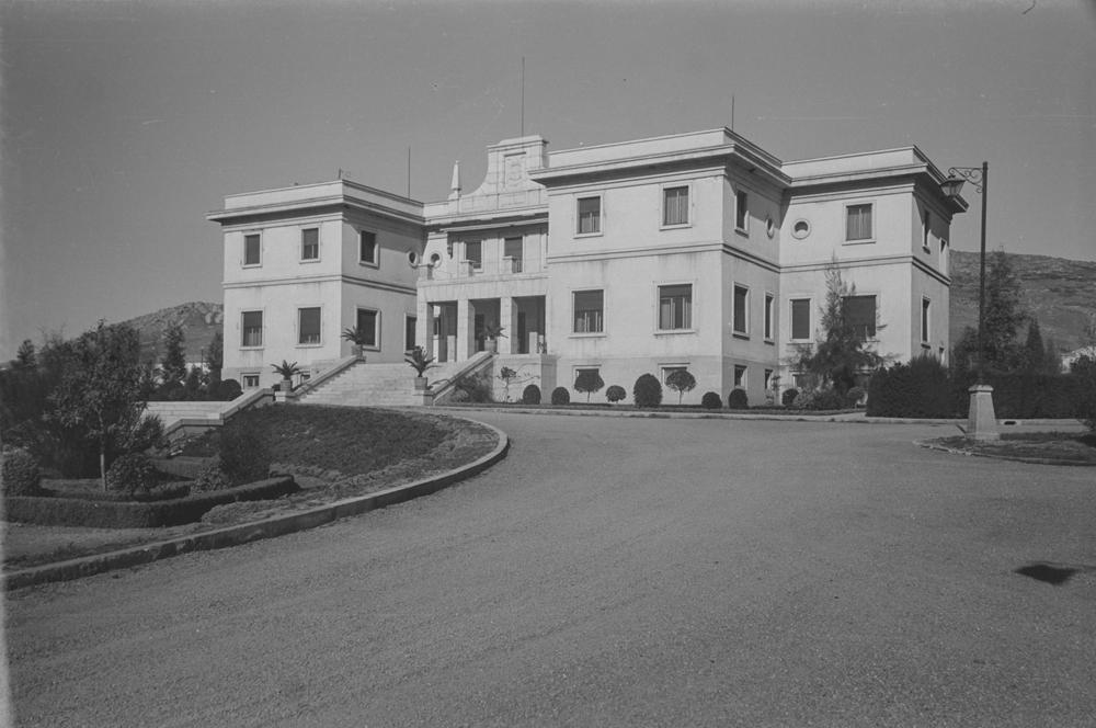 Residencia de Ingenieros 1952 Fotografía Wunderlich Otto